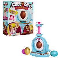 Набор для изготовления шоколадного яйца  с сюрпризом Chocolate Egg Surprise Maker