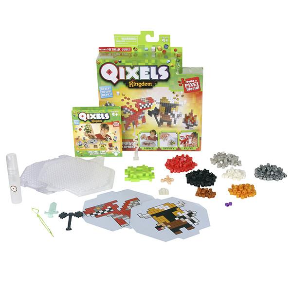 Набор для творчества QIXELS Поединок с драконом