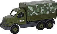 """Полесье: Автомобиль бортовой """"Сталкер""""тентовый  военный"""