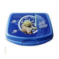 Бутербродница Star Wars синяя