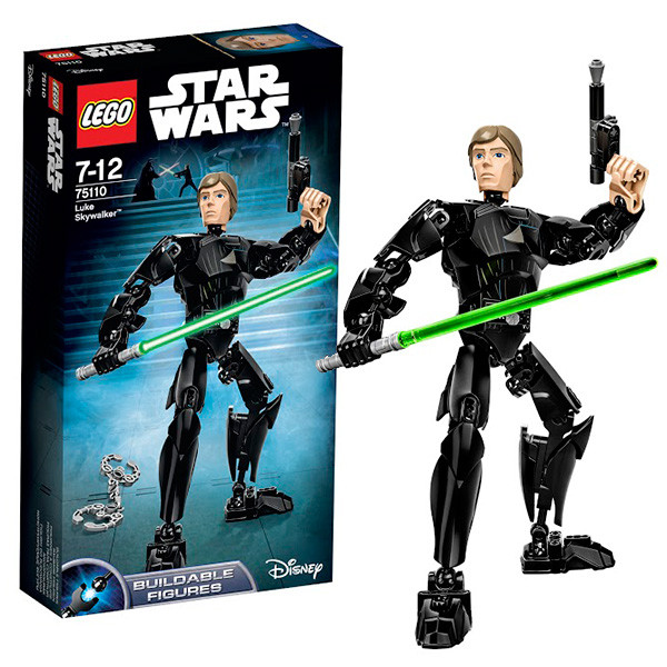 Конструктор LEGO Star Wars Люк Скайуокер