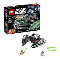 Конструктор LEGO Star Wars Звёздный истребитель  Йоды