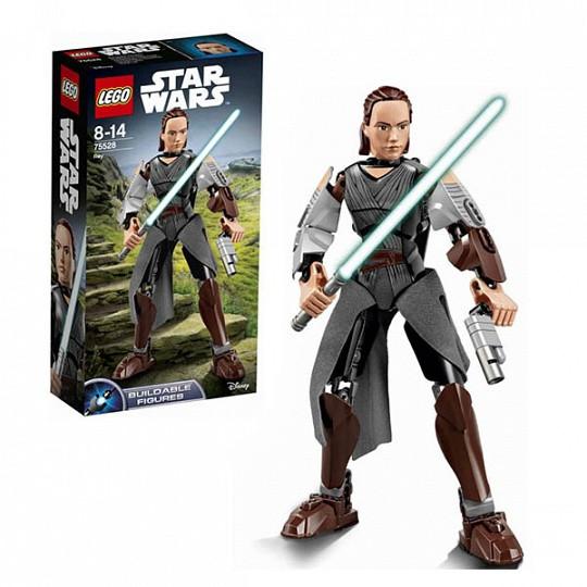 Конструктор LEGO Star Wars Рей