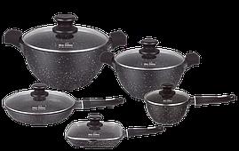 Набор посуды Nice Cooker Pallas Series PLAS-10TB 10 предметов