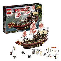Конструктор LEGO Ninjago Летающий корабль Мастера  Ву