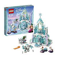 Конструктор LEGO Disney Princess Волшебный ледяной  замок Эльзы
