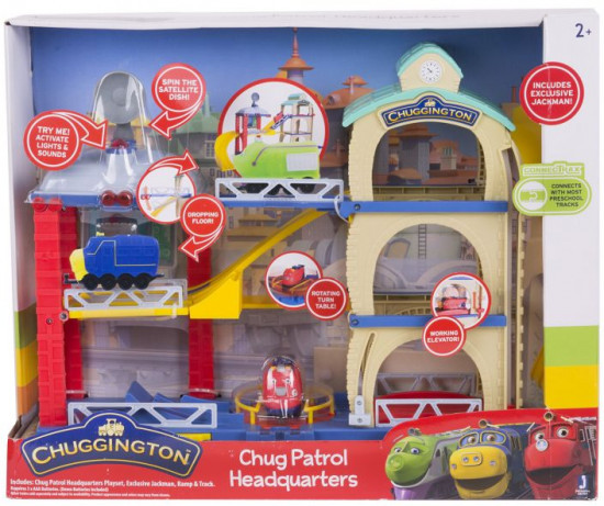 Чагингтон (CHUGGINGTON) - Патруль