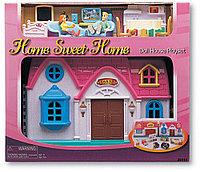 Набор Keenway - дом с предметами