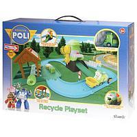 Игрушка Robocar Poli Перерабатывающая станция