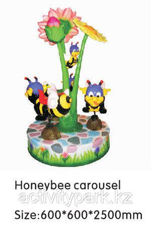 Игровой автомат - Honeybee carousel