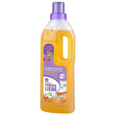 MEINE LIEBE Универсальное средство для мытья  пола, уход за паркетом и ламинатом 750мл