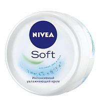 "Крем интенс. увлажн.""Nivea Soft"" 100мл"
