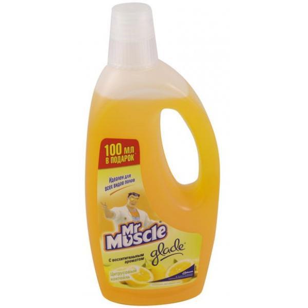Mr. Muscle универсал Цитрусовый коктейль 750  мл