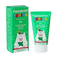 Зубная паста Пародонтол Junior 7+ cладкая мята  62гр