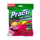 Paclan Practi Micro Салфетка из микрофибры 30х30см  4 шт