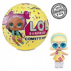 LOL Surprise - Кукла Сюрприз в шарике, Конфетти Confetti (Оригинал)