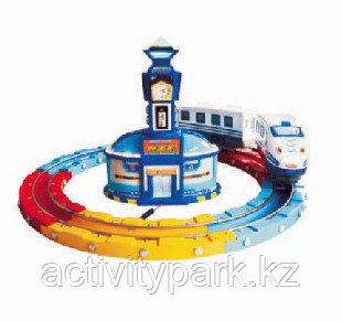 Игровой автомат - Intercity rail