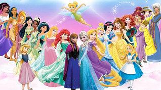 Игровые наборы с принцессами Дисней