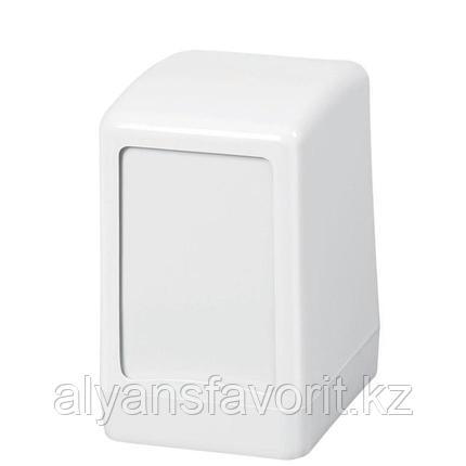 Диспенсер для настольных салфеток, белый. Wespa, фото 2