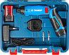 """Отвертка аккумуляторная ЗУБР ЗО-7.2-Ли КН, """"Трансформер-М"""", 2 скорости, 1,5 А/ч, HEX 1/4"""", 2 АКБ Samsung, фото 3"""