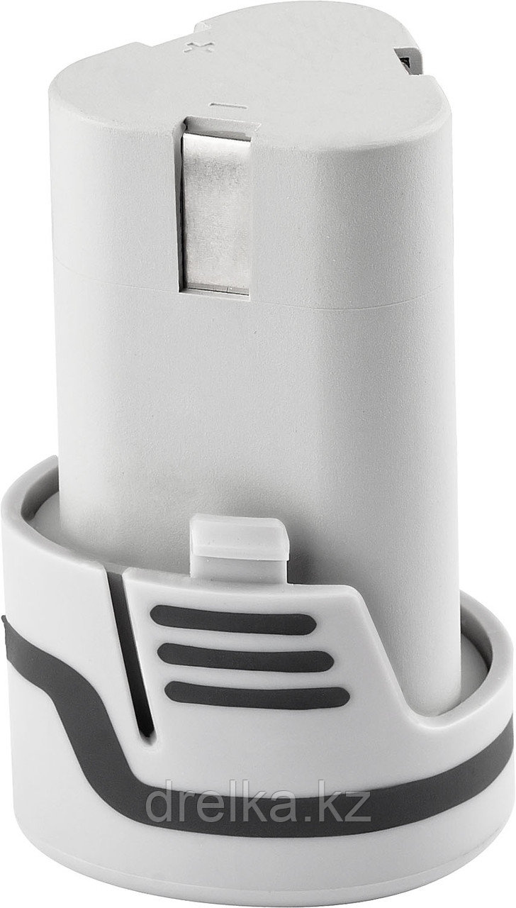 Аккумулятор для шуруповерта ЗУБР ЗАКБ-12-Ли, литиевый, 1,5 А/ч, 12 В.