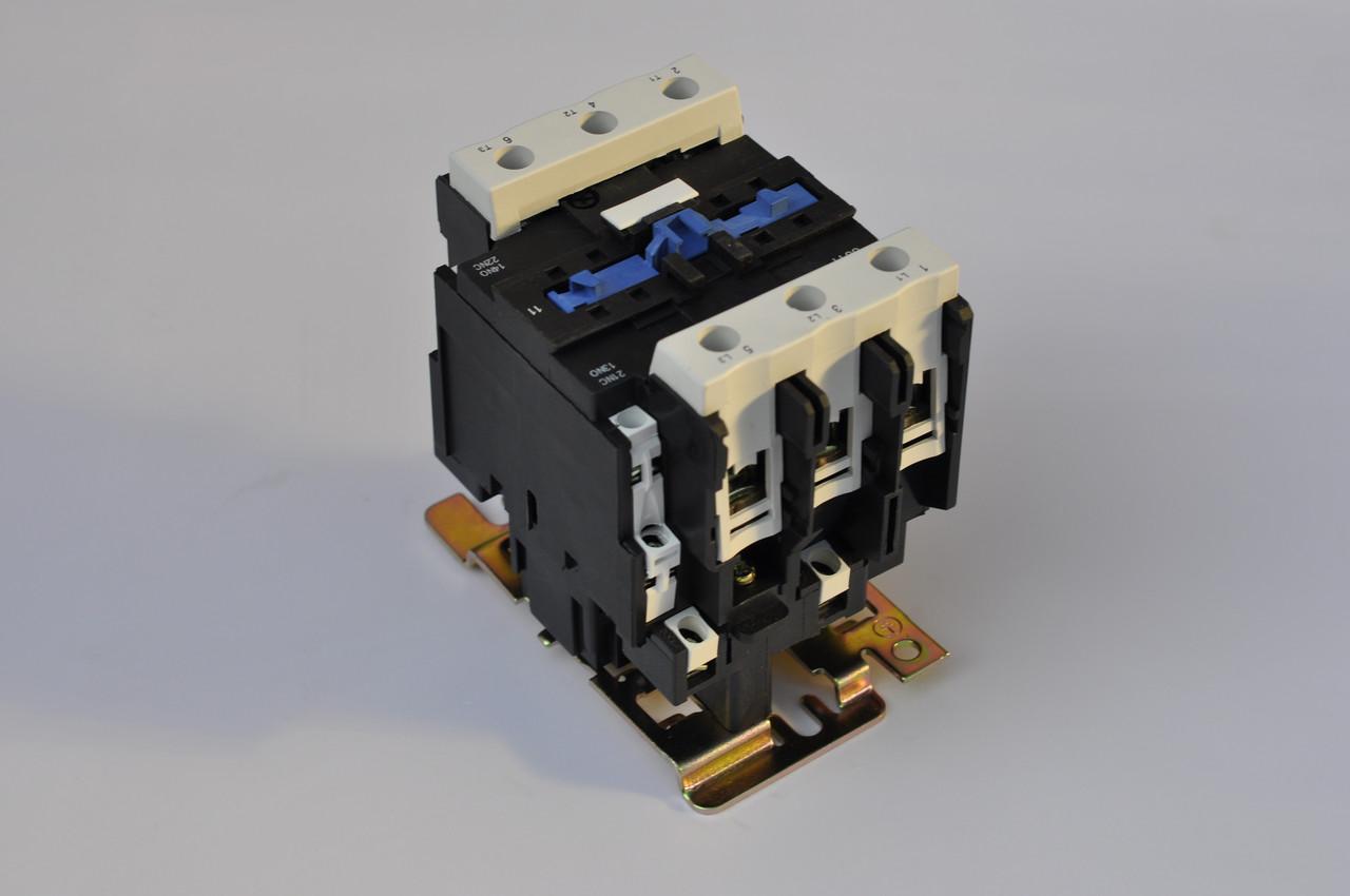Контактор электромагнитный LC1-D8011 (80А) КМЛ-8012 220V, 380V