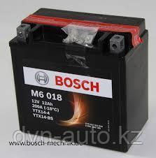 Аккумулятор BOSCH  12 Ah 512014 М60 180