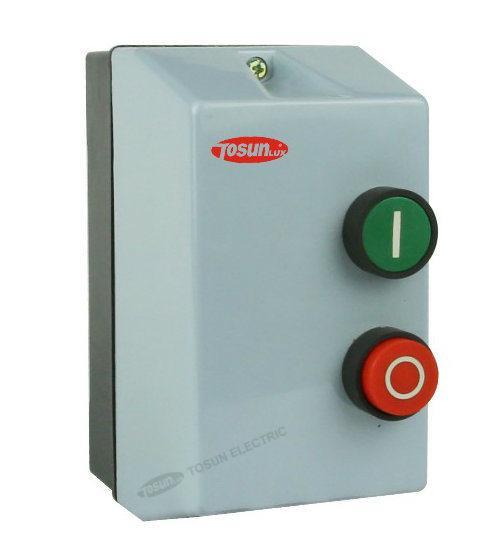 Пускатель ПМЛ-К0960 9А 220V IP65