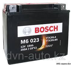 Аккумулятор BOSCH 18 Ah  518901 M60 230