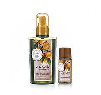 Welcos Pure Argan Treatment oil 220+25ml - Аргановое масло для волос и тела 220+25ml