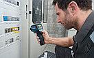 Профессиональный термометр инфракрасный (пирометр) Bosch GIS 1000C (-40 °C  +1000 °C) . Внесён в реестр РК, фото 7
