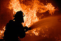 Соблюдайте правила пожарной безопасности