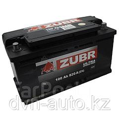 ZUBR Азия 6-СТ 100 А3 -+