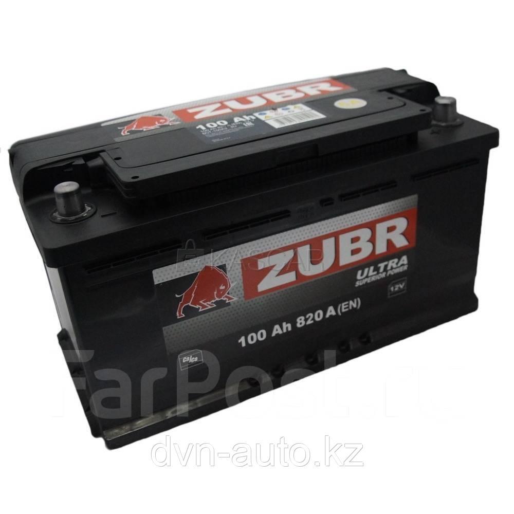 ZUBR Азия 6-СТ 100 А3 +-