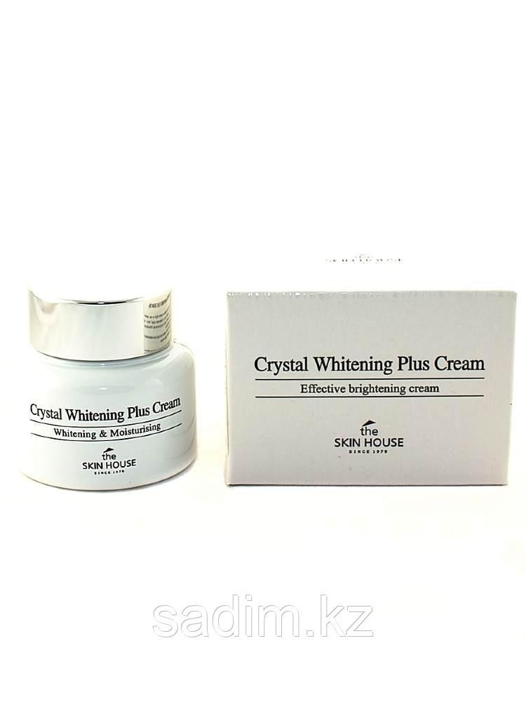 The Skin House Crystal Whitening Plus Cream - Отбеливающий крем