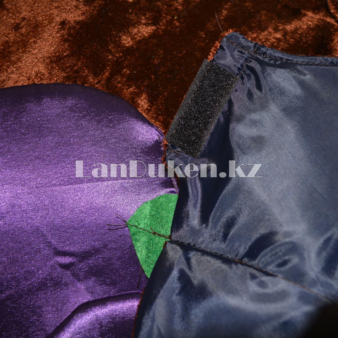 Карнавальный костюм детский овощи и фрукты (01) 24-32 р виноград - фото 7