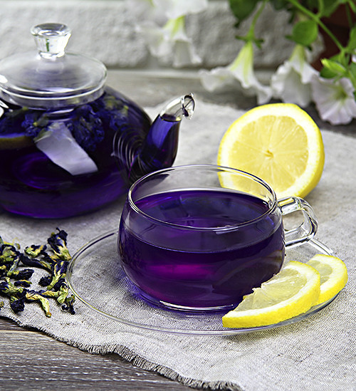Синий чай (Clitoria blue tea) 50 гр