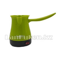 Турка электрическая Sonifer SF-3503 250 мл зеленая
