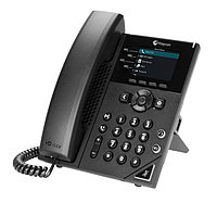 SIP телефон Polycom VVX 250 Microsoft Skype for Business edition (2200-48820-019)
