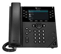 SIP телефон Polycom VVX 450 Microsoft Skype for Business edition (2200-48840-019)