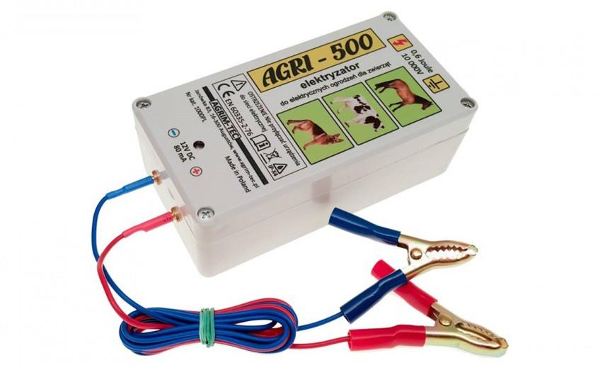 Электропастух AGRI-500