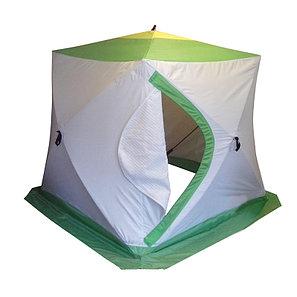 Зимняя палатка КУБ-Медведь- 2 трехслойная, фото 2