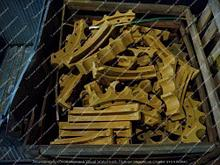 Комплект сегментов для бульдозеров John Deere 1050K