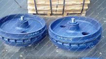 Колесо натяжное для базовых машин John Deere 2154D