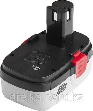 Аккумулятор для шуруповерта ЗУБР ЗАКБ-18 N20, 2,0 А/ч, 18,0 В , фото 2