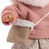 LLORENS: Кукла Жоэль 38см, шатенка в розовой курточке 38326, фото 5