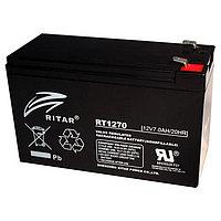 Аккумулятор 12В 7Ач Ritar RT1270