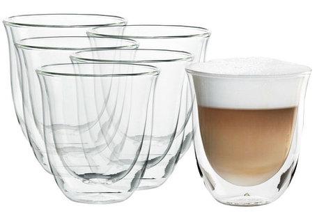 Чашки DeLonghi Fancy Collection DLSC302 (6шт.), фото 2