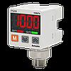 Цифровой датчик давления  0...1 бар, PNP NO, 4...20мА, для жидкостей