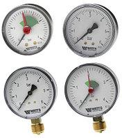 Термометры Манометры Watts, фото 1